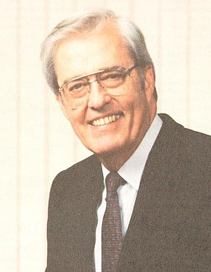 North Carolina gubernatorial election, 1988 - Image: Robert B. Jordan (cropped)