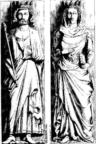 Constance of Arles - Image: Robert Konstancie