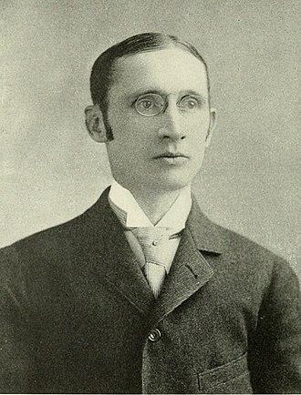 Robert Walker Tayler - Image: Robert Walker Tayler 1899
