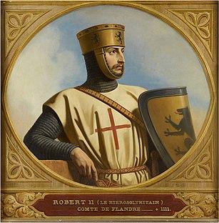 Robert II, Count of Flanders Count of Flanders