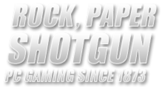Rock, Paper, Shotgun - Image: Rock Paper Shotgun logo