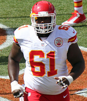 Rodney Hudson - Hudson with the Kansas City Chiefs in 2014.