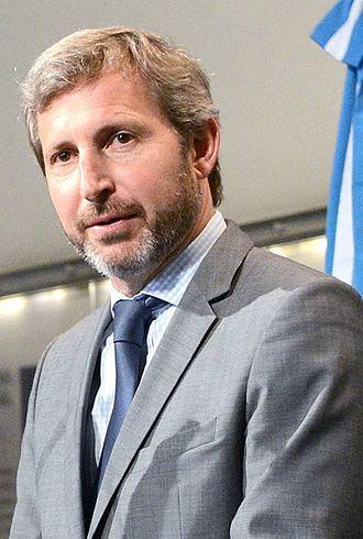 Ministries of the Argentine Republic - Image: Rogelio Frigerio 2015