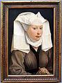 Rogier van der weyden, ritratto di ragazza, 1440-45 ca. 01.JPG