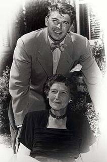 Nelle Wilson Reagan Mother of Ronald Reagan