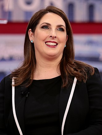 Republican National Committee - Current RNC Chair Ronna Romney McDaniel