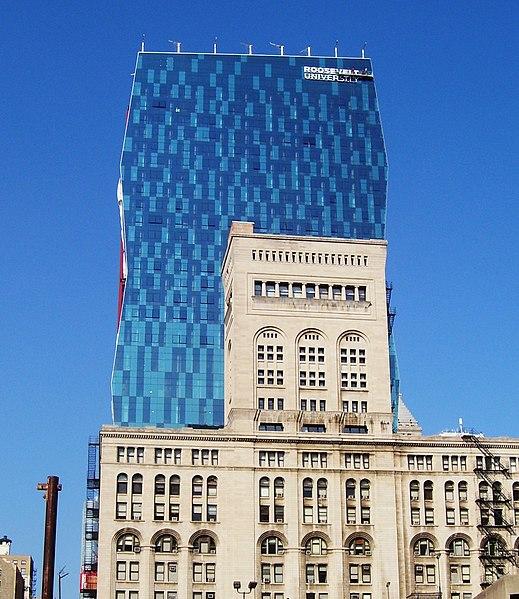 File:Roosevelt University Auditorium and Wabash Buildings.jpg