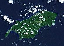Satelita bildo de Rota