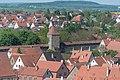 Rothenburg ob der Tauber, Henkersturm, vom Rathausturm 20170526 001.jpg
