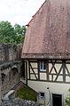 Rothenburg ob der Tauber, Spitalhof 4, Nebegebäude an der Stadtmauer-003.jpg