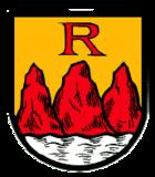 Das Wappen von Rothenfels