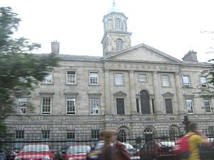 Healthcare in the Republic of Ireland - The Rotunda Hospital in Dublin is the world's oldest maternity hospital, founded in 1745. It is also one of its largest, dealing with over eight thousand births in 2007.