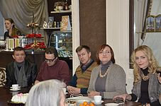 Round table about REALISM in Belarusian National Museum of Arts 26.01.2015 02.JPG