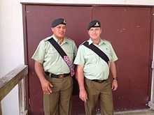 New zealand army dress uniform