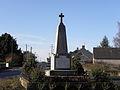 Roz-sur-Couesnon (35) Monument aux morts..JPG