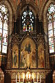 Rudolfsheimer Pfarrkirche Hochaltar.jpg