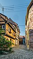 Rue Saint-Nicolas in Riquewihr 02.jpg