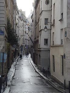 Paris, la rue de Bièvre maudite ? 230px-Rue_de_Bi%C3%A8vre