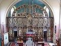 Rumunska pravoslavna crkva u Ečki - ikonostas.jpg