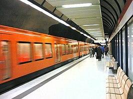 Ruoholahti Metro