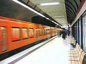 Ruoholahden metroasema Helsinki3