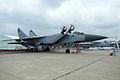 Russian Air Force, RF-92379, Mikoyan-Gurevich MiG-31 (16270162489).jpg