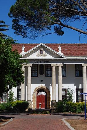Rustenburg School for Girls - Rustenburg High School