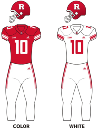 Rutgers knights football unif.png