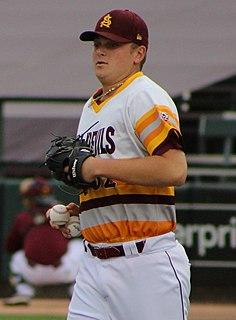 Ryan Burr (baseball) American baseball player
