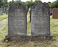 Ryle gravestones, All Saints, Childwall.jpg