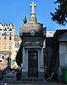 Sépulture Chardon-Lagache, cimetière d'Auteuil, Paris 16e.jpg