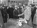 S. van Wieringen 75 jaar schapenhandelaar markt Purmerend, Bestanddeelnr 903-8661.jpg