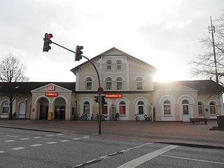 Wacken Bahnhof