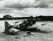 SBD-4 RNZAF Espiritu Santo 1943
