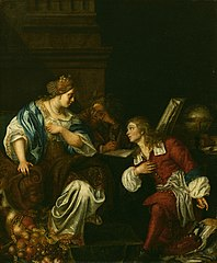 Allegory on Leaving the Orphanage