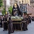 SEMANA SANTA DE ZARAGOZA Cofradia de la crucifixión 4179.jpg