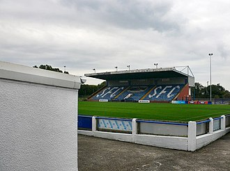 Stair Park - Image: SFC geograph.org.uk 2580704