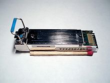 Small form-factor pluggable transceiver - Wikipedia