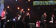 Shinee dalam SM Town Live di Bangkok