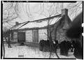 SLAVE QUARTERS. - General Joseph Wheeler House, State Highway 20, Wheeler, Lawrence County, AL HABS ALA,40-WHEL,1-11.tif