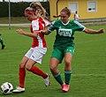 SV Antiesenhofen gegen Union Geretsberg (Damen Testspiel 23. Juli 2017) 20.jpg