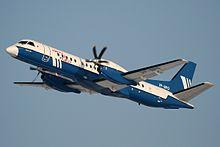 Polet Airlines Saab 2000