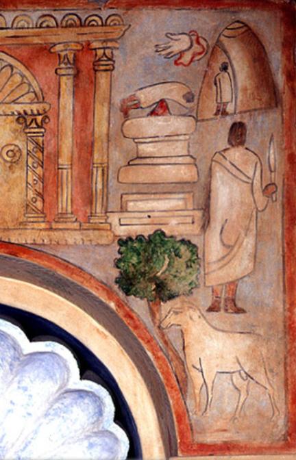 Sacrifice of Isaac at Dura-Europos