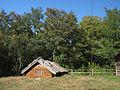 Sadyba zamozhnogo selanyna in Pereyaslav Skansen Komora IMG 1871 32-110-0017.JPG