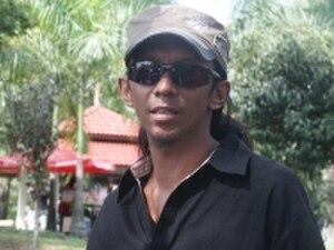 Saiful Apek - Saiful Apek in 2008.