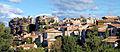 Saignon panorama du village.jpg