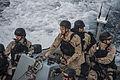 Sailors practice maritime operations. (11053748104).jpg