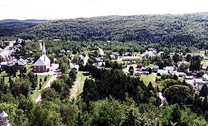Saint-Élie-de-Caxton - Image: Saint Élie de Caxton