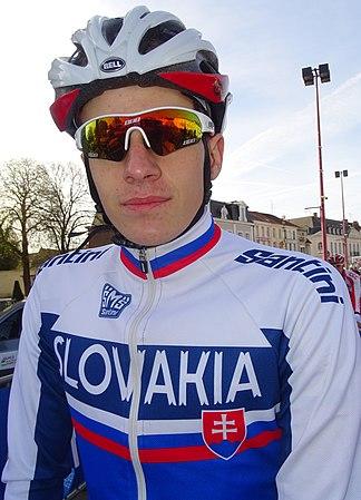 Saint-Amand-les-Eaux - Paris-Roubaix juniors, 12 avril 2015, départ (A40).JPG