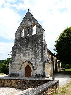 Saint-Julien-de-Crempse Part of Eyraud-Crempse-Maurens in Nouvelle-Aquitaine, France